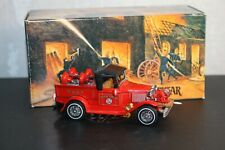 Matchbox Fire Engine Series YFE12 - 1930 Ford Model A Battalion Chiefs Vehicle