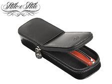 Portapenne Visconti Pelle 2 Posti | Visconti Dreamtouch Pen Case | Made in Italy