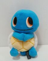 "Squirtle Pokemon Time Center Magnetic Hand Plush 6"" Stuffed Toy Doll Japan"