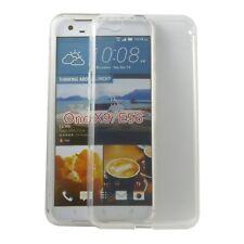 Silikon Case Cover Hülle Schutzhülle Bag Schutz in transparent für HTC One X9