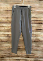 Lululemon Athletica Mens Gray Jogger Sweatpants Size Small Gym Activewear EUC