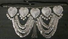 Coin Belt Tribal Belly Dance Boho Gypsy Hippy Banjara Skirt Waist Jewelry