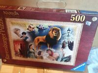 Narnia 500 Piece Jigsaw Puzzle many listed