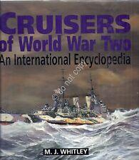 Cruisers of World War Two - International Encyclopedia - 1996 - incrociatori WW2