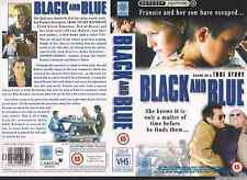 Black & Blue, Mary Stuart Masterson Video Promo Sample Sleeve/Cover #10237