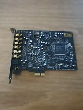 Creative Sound Blaster Audigy RX, PCIe, Soundkarte