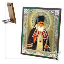 Ikone des Heilige Luka dem Chirurgen Holz 10x12 икона Лука Крымский врач