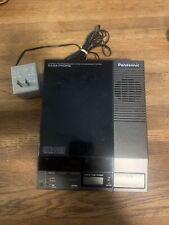 Vintage Panasonic Easa-Phone Auto Logic KX-T1427 Answering Machine, Parts Only