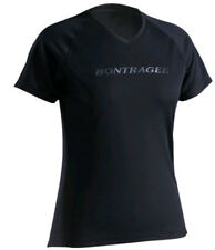 Bontrager Rhythm Ladies Short-Sleeve Jersey - Black - Small
