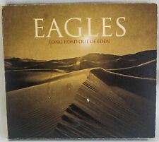 THE EAGLES - Long Road Out of Eden - 2 CD's in Digipak with booklet - Very Good