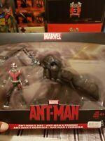 Ant-Man & Ant Scott Lang Pym Particle Suit Marvel Infinite Series 2015 Hasbro