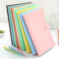 A4 Paper Expanding File Folder Pockets Accordion Document Organizer Storage UK