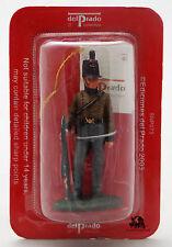 Figurine Del Prado Fusilier Cazadores Portugal 1812 Lead Soldier Figure