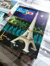 Puzzle 3D Torre Eiffel 703 pezzi 102 cm