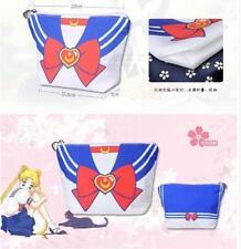 Anime Sailor Moon Canvas Purse Coin Wallet Cute Sweet Make Up Bag