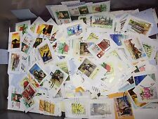 70c MIXED AUSTRALIAN STAMPS ON PAPER 100grams