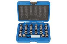Laser Tools 6275 Wheel Nut Key Set 23pc - VAG