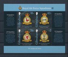 LL93521 Gibraltar coat of arms good sheet MNH