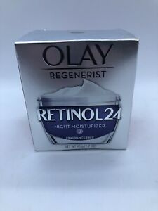 NEW!! Olay Regenerist RETINOL 24 MAX 2x Fresh Lot