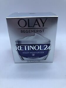 NEW!! Olay Regenerist RETINOL 24 MAX 2x Lot 0193TN45