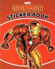 *BRAND NEW* MARVEL IRON MAN STICKER BOOK (Sticker & Activity book)
