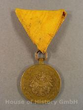 Österreich: Medaille für 25 Jahre Verdienstvolle Tätigkeit Feuerwehr Rettung. 2