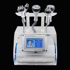 Ultrasonic 5 in1 Cavitation Radio Frequency RF Vacuum Slimming Machine USA
