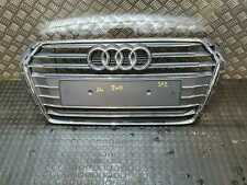 GENUINE Audi A4 8WO B9 FRONT CENTRE RADIATOR GRILL FRONT BUMPER 15-ON