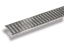 ACO Galvanised Grating Only 1mtr (channel not supplied)
