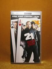 21 (UMD, 2008) Movie for Sony PSP Playstation Portable