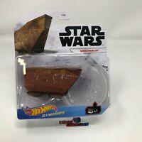 Sandcrawler Star Wars * 2021 Hot Wheels STARSHIPS Case J