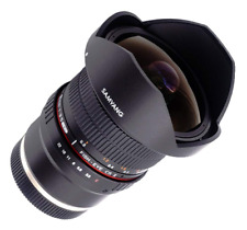 Samyang 8mm F3.5 UMC Fisheye CS II Lens for Sony E Mount