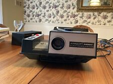 Airequipt 4400EF Electronic Focus Slide Projector - Great Condition!