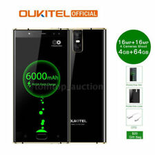 OUKITEL K3 4G LTE Smartphone 5.5'' Android 7.0 Octa Core 4GB + 64GB Mobile Phone