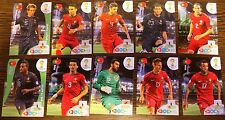 LOT 10 Panini Adrenalyn XL BRAZIL World Cup 2014 PORTUGAL  TEAM  FROM ARGENTINA
