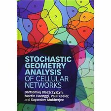 Stochastic Geometry Analysis Cellular Networks Sayand. 9781107162587 Cond=VG:USD
