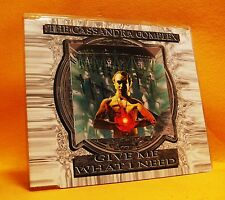 MAXI Single CD The Cassandra Complex Give Me What I Need 4TR 1994 MINT RARE !