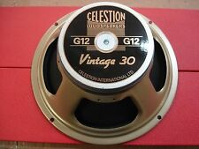 NEW CELESTION Vintage 30 8 ohm Guitar amp cabinet Speaker 60W blem on the cone