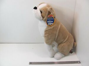 "Melissa & Doug 17"" English Stuffed Plush Bulldog Toy Animal"