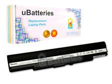Battery Asus U35 U35F U35J U35JC U35JG U45 U45J U45JC U45JT UL30 UL30A - 4400mAh