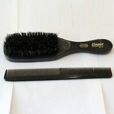 Hot sale ideal hairdressing set  one Cutting Barber Comb&one  Soft Pins Comb