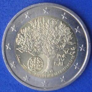 "PORTUGAL -  2 EUROS Gedenkmünzen 2007  "" Ratspräsidentschaft der EU """