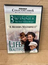 Life Is Beautiful (Dvd, 1999, Collectors Edition), Roberto Benigni