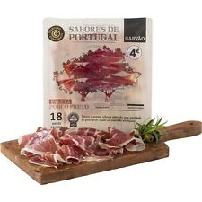 18 Months of Cure Portuguese Sliced BLACK PORK Shank Garvão Paleta Quality