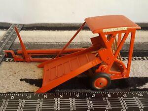 Custom Allis Chalmers Roto Baler 1/24 sand cast farm implement replica