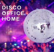 "8"" 12"" 20"" Large Mirror Disco Glass Ball DJ Dance Home Party Club Stage Lighting"