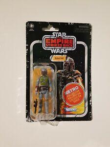 Boba Fett Retro Collection Mandalorian Vintage Star Wars Action Figure