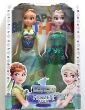 New Frozen Princess Musical Doll Anna and Elsa Dolls Good Gift For Girls UK