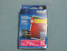 NEW Genuine Brother LC79M Magenta XXL Ink Cartridge For Brother MFC-J5910DW, J65