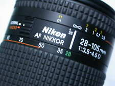 NIKON AF-D Nikkor 28-105mm 1:3.5-4.5 - excellent condition
